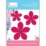 Dress My Craft - Dies - Flower Making - Five Petal Rounded Flower