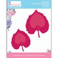 Dress My Craft - Flower Making Dies - Heart Petals