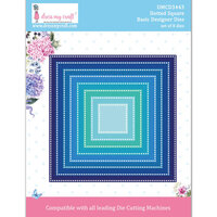 Dress My Craft - Dies - Dotted Square