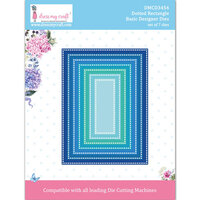 Dress My Craft - Dies - Dotted Rectangle