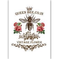 Dress My Craft - Transfer Me - Queen Bee