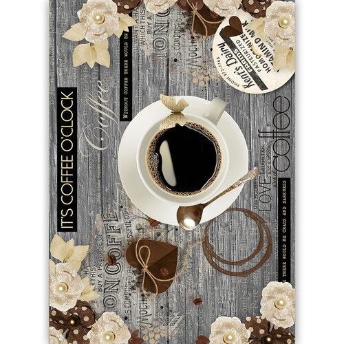 Dress My Craft - Transfer Me - Coffee O'clock