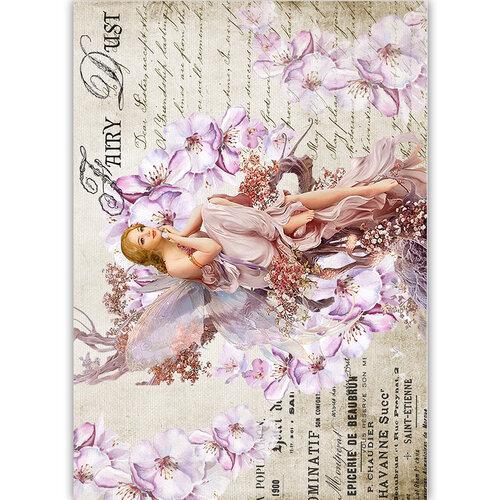 Dress My Craft - Transfer Me - Fairy Love