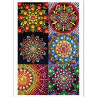 Dress My Craft - Transfer Me - Mandala Art