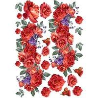 Dress My Craft - Transfer Me - Flower Bunch