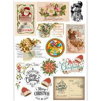 Dress My Craft - Transfer Me - Vintage Christmas