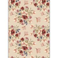 Dress My Craft - Transfer Me - Vintage Floral Set Two