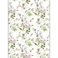Dress My Craft - Transfer Me - Vintage Floral Set Five