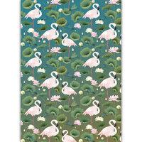 Dress My Craft - Transfer Me - Flamingo Fantasy