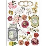 Dress My Craft - Transfer Me - Vintage Flowers Set Two