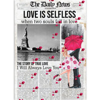Dress My Craft - Transfer Me - Love is Selfless