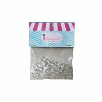 Dress My Craft - Clear Water Droplets - Assorted