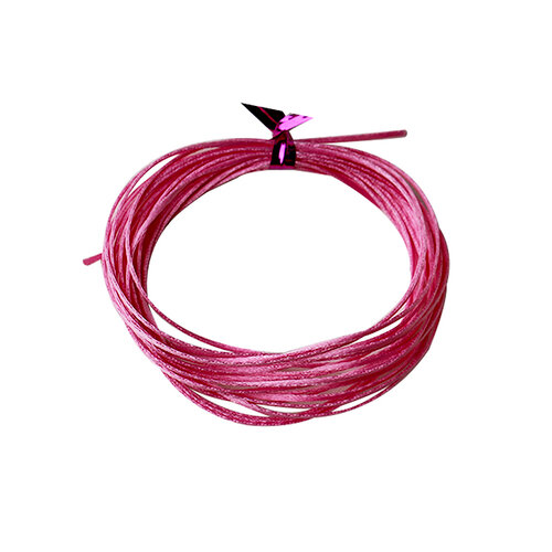 Dress My Craft - Satin Ribbon Twine - Pink