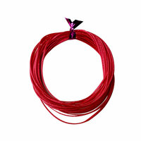 Dress My Craft - Satin Ribbon Twine - Red