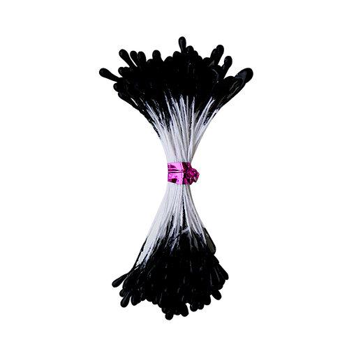 Dress My Craft - Pastel Thread Pollen - Black