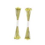 Dress My Craft - Pointed Thread Pollen - Yellow