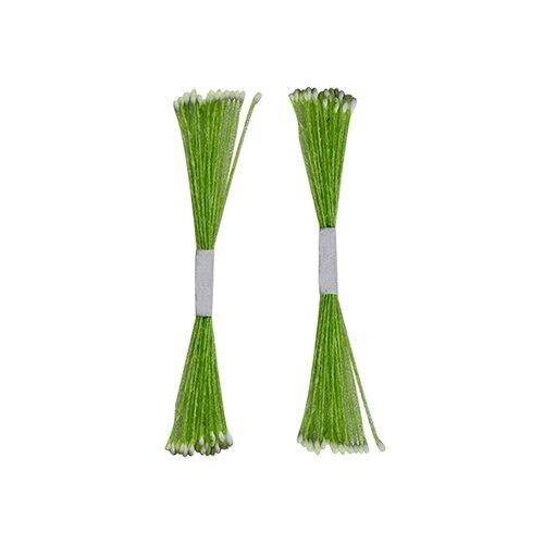 Dress My Craft - Micro Mini Thread Pollen - Green