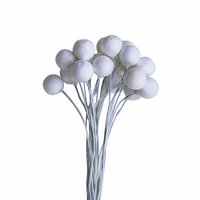Dress My Craft - Round Styrofoam Buds - 10mm