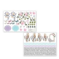 Dress My Craft - Motif Sheet - Floral Symphony