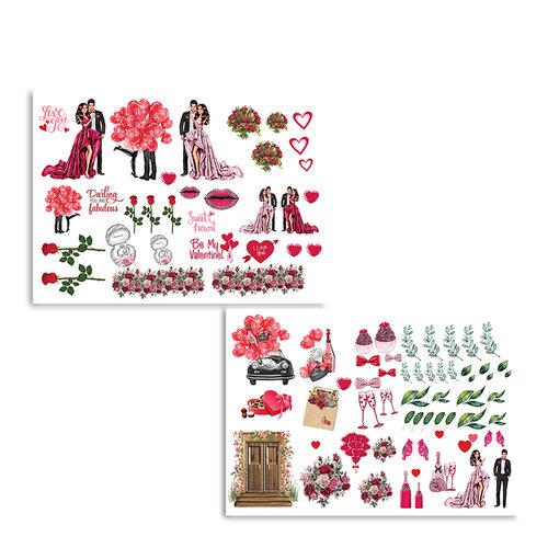 Dress My Craft - Motif Sheet - For You Always