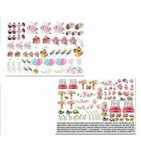 Dress My Craft - Sweet Treats Collection - Motif Sheet