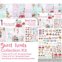 Dress My Craft - Sweet Treats Collection - Collection Kit