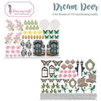 Dress My Craft - Motif Sheets - Dream Door