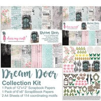 Dress My Craft - Dream Door - Collection Kit