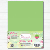 Dress My Craft - A4 - Shrink Prink - Green Frosted Glass Sheets - 10 Pack