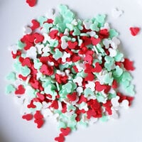 Dress My Craft - Shaker Elements - Red and Green Mickey Mix