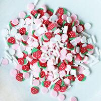 Dress My Craft - Shaker Elements - Strawberry Confetti Mix