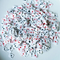 Dress My Craft - Shaker Elements - Playing Cards