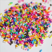 Dress My Craft - Shaker Elements - Sprinkle Crumbs