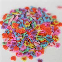 Dress My Craft - Shaker Elements - Love Hearts