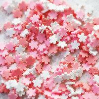 Dress My Craft - Shaker Elements - Pastel Sakura Slices