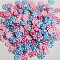 Dress My Craft - Shaker Elements - Swirl Candies Mix