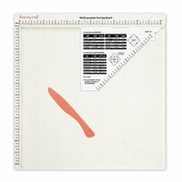 Dress My Craft - Multi-Purpose Scoring Board - 12 x 12