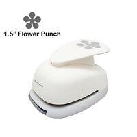 Dress My Craft - Flower Punch - 1.5 Inch
