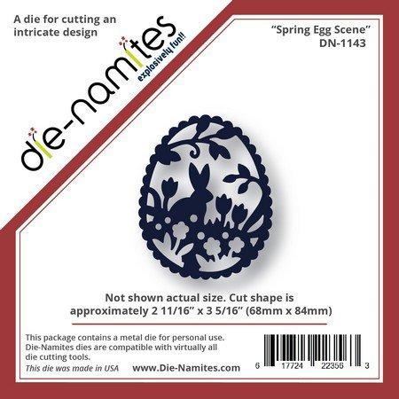 Die-Namites - Die - Spring Egg Scene