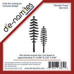 Die-Namites - Christmas - Die - Slender Trees
