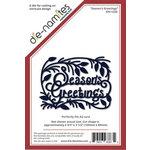 Die-Namites - Christmas - Die - Season's Greetings