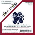 Die-Namites - Die - Lacy Booties