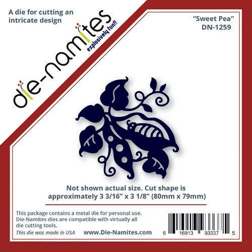 Die-Namites - Die - Sweet Pea