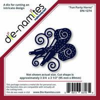 Die-Namites - Die - Fun Party Horns