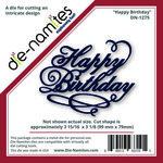 Die-Namites - Die - Happy Birthday