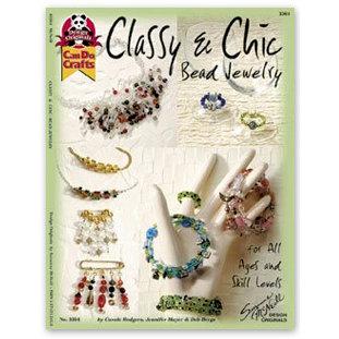 Design Originals - Jewelry Idea Book - Classy and Chic Bead Jewelry