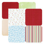 Dream Street Papers - Everyday Celebrations Collection by Dana Miron - 12x12 Die-Cuts - Squares, CLEARANCE