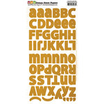 Dream Street Papers - Superstition Collection - Halloween - Die Cuts - Alphabet