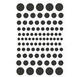 Deja Views - C-Thru - Art-C Collection - Stencil - Background Half Tone Dots - Large