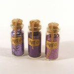 Deja Views - C-Thru - Art-C Collection - Glitter Mix Set - Violet